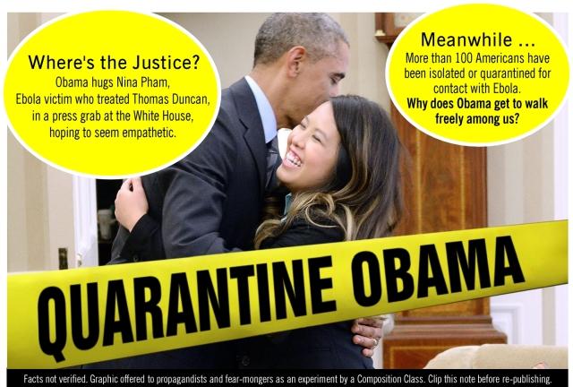 Obama Quarantine